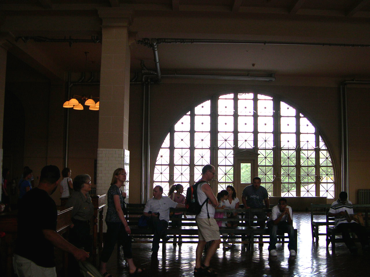New York - Ellis Island, 2008