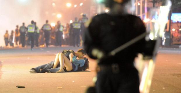 Richard Lam, Riot Kiss, 2011