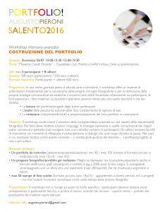 portfolio salento 2016